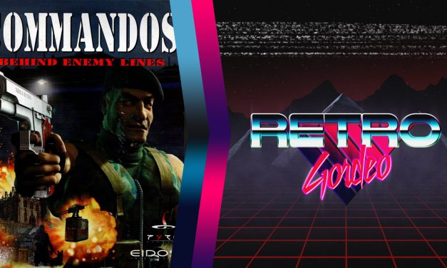 Retro Gordeo – Commandos: Behind Enemy Lines