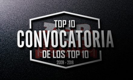 Convocatoria: Top 10 Mejores Momentos – Primeros 10 Años