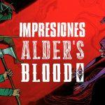 Impresiones Alder's Blood