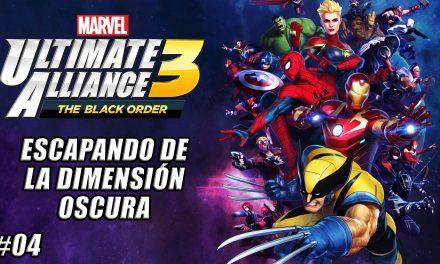 Casul-Stream: Serie Marvel Ultimate Alliance 3 #4 – Escapando de la dimensión oscura