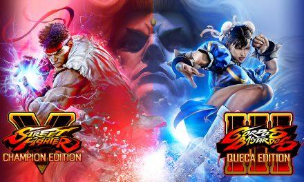 Reseña Street Fighter V: Champion Edition