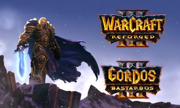 Reseña Warcraft III: Reforged