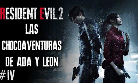Serie Resident Evil 2 Remake – Parte 4 : Las Chocoaventuras de Ada y Leon