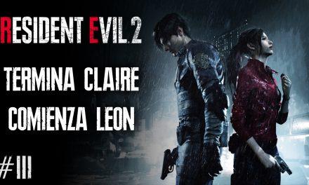 Serie Resident Evil 2 Remake – Parte 3 : Termina Claire, Comienza Leon