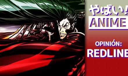 Yabai! Anime – Redline