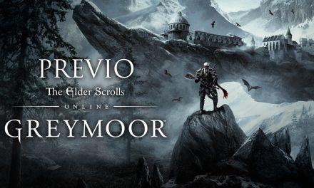 Previo The Elder Scrolls Online: Greymoor