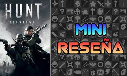 Mini Reseña Hunt: Showdown