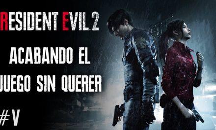 Serie Resident Evil 2 Remake – Parte 5 : Acabando el juego sin querer