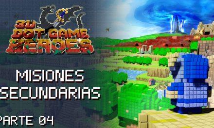 Gordeando con – 3D Dot Game Heroes – Parte 4: Misiones Secundarias