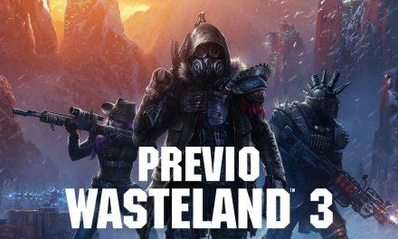 Previo Wasteland 3