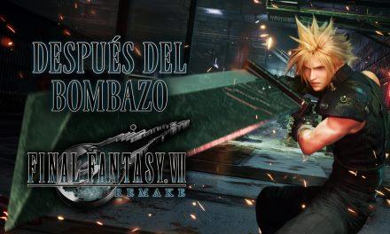 Stream Final Fantasy VII Remake: Después del Bombazo