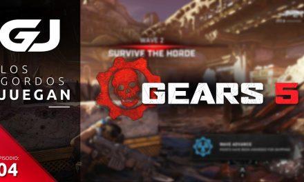 Los Gordos Juegan: Gears 5 – Parte 4