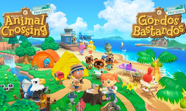 Reseña Animal Crossing: New Horizons