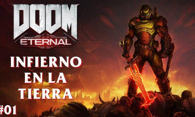 Serie DOOM Eternal Parte 1: Infierno en la Tierra