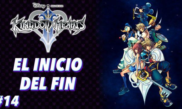 Casul-Stream: Serie Kingdom Hearts 2 #14 – El inicio del fin