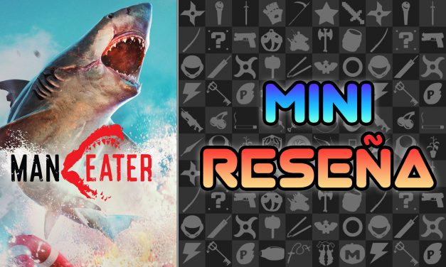 Mini Reseña Maneater