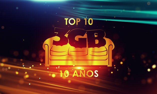 Top 10 Primeros 10 Años de Gordeo