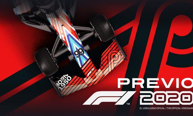 Previo F1 2020
