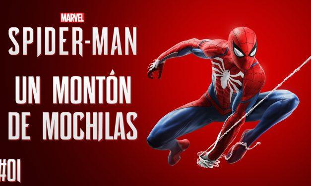 Serie Spider-Man – Parte 1 – Un montón de mochilas