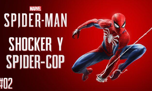 Serie Spider-Man – Parte 2 – Shocker y Spider-Cop
