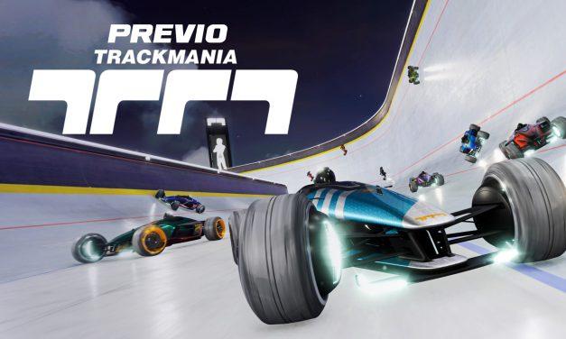Previo Trackmania