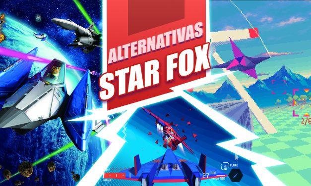 Alternativas a Star Fox – Ex-Zodiac y Sky Rogue