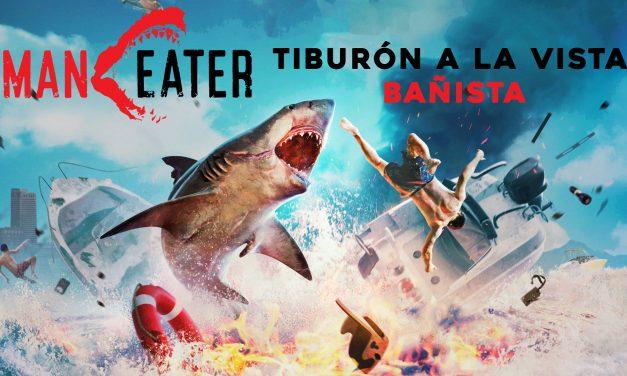 Casul-Stream Maneater – Parte 01: Tiburón a la vista, bañista