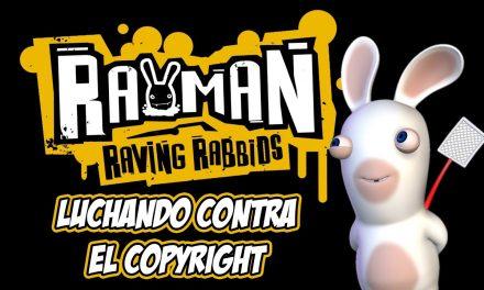 Casul-Stream Rayman Raving Rabbids – Parte 01: Luchando contra el copyright