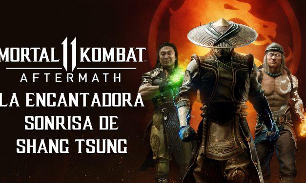 Casul Stream Mortal Kombat 11 Aftermath: La encantadora sonrisa de Shang Tsung