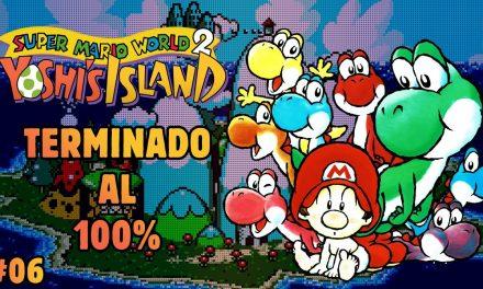 Serie Yoshi's Island #6: Terminado al 100%