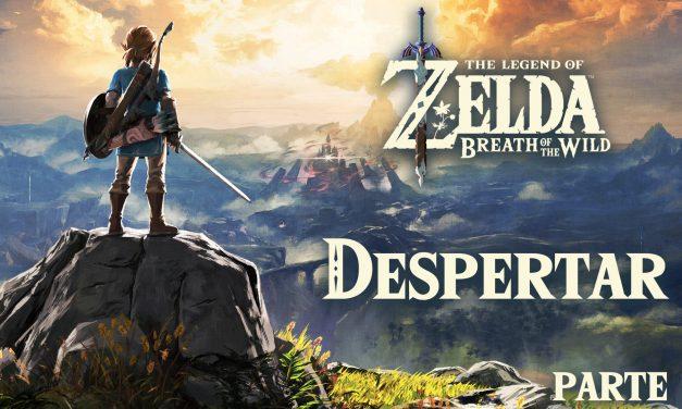 Serie The Legend of Zelda: Breath of the Wild #1 – Despertar