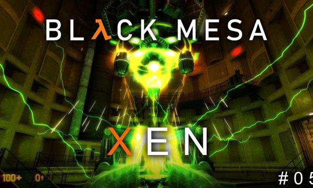 Serie Black Mesa Parte 5: Xen