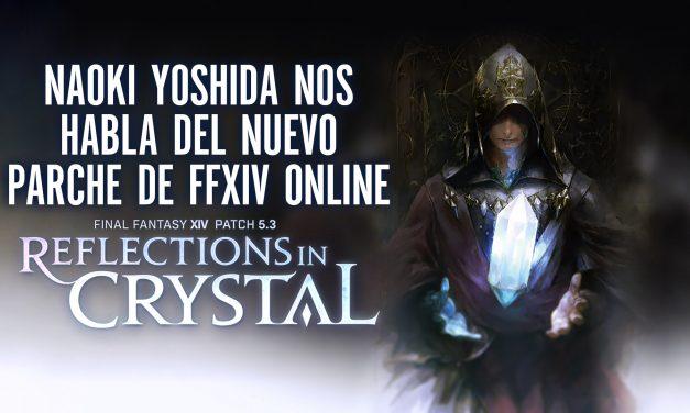 Final Fantasy XIV Parche 5.3 – Entrevista con Naoki Yoshida