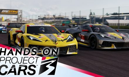 Hands-On Project CARS 3