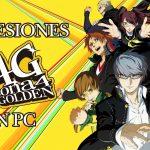 Impresiones Persona 4 Golden en PC
