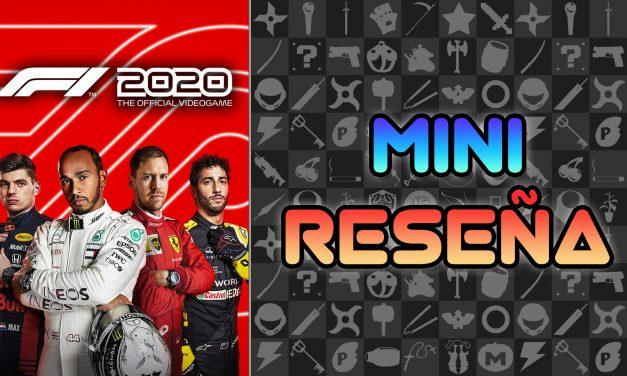 Mini-Reseña F1 2020