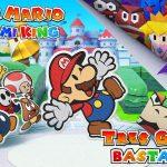 Reseña Paper Mario: The Origami King