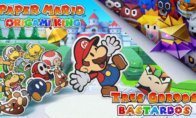 Reseña Paper Mario: The Origami King