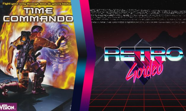Retro Gordeo – Time Commando