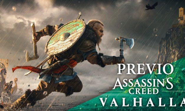 Assassin's Creed Valhalla – Previo y Entrevista con Benoit Richer