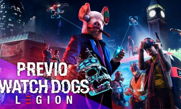 Previo Watch Dogs Legion