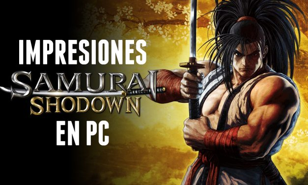 Impresiones Samurai Shodown en PC