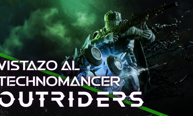 Vistazo al Technomancer – Outriders