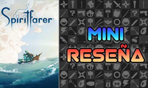 Mini Reseña Spiritfarer
