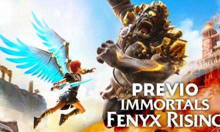 Previo Immortals Fenyx Rising