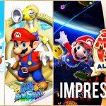 Impresiones Super Mario 3D All-Stars