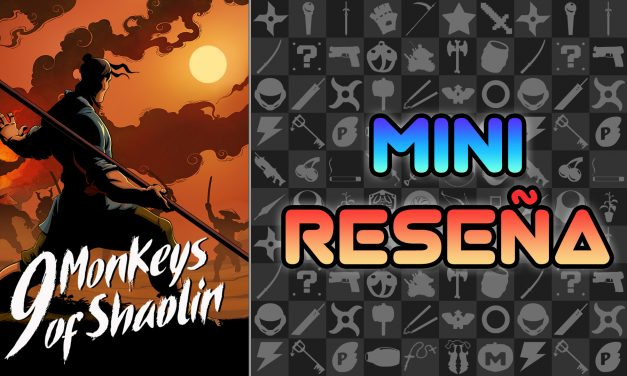 Mini Reseña 9 Monkeys Of Shaolin