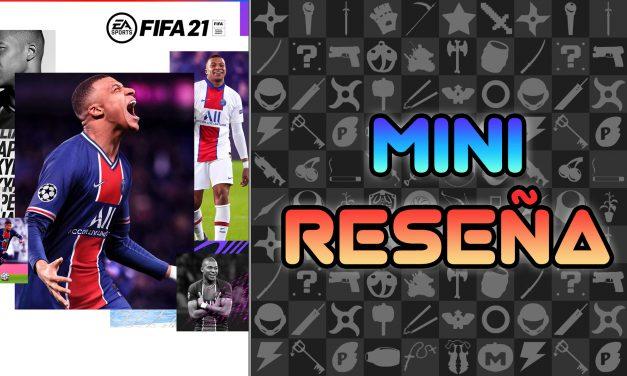 Mini Reseña FIFA 21