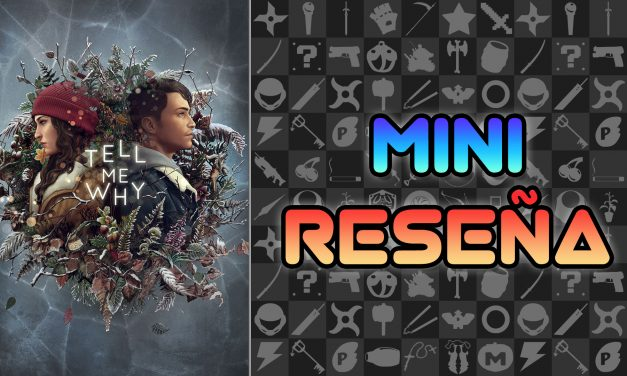 Mini Reseña Tell Me Why