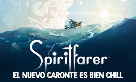 Casul-Stream Spiritfarer: El nuevo Caronte es bien chill | 3GB Casual